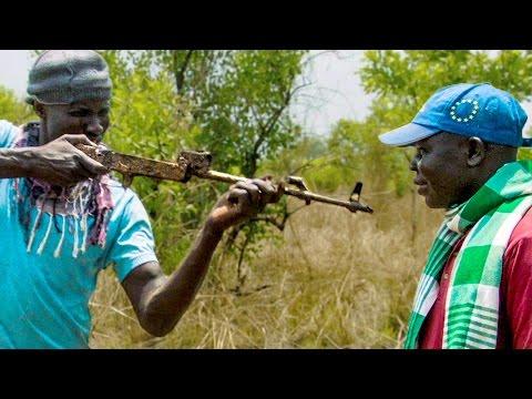 WRONG ELEMENTS Bande Annonce (Documentaire sur les Rebelles Ougandais - 2017)