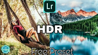 lightroom hdr presets free download mobile - मुफ्त
