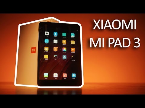 Xiaomi Mi Pad 3 - Unboxing & Hands On!