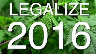 How California Will Legalize Pot in 2016