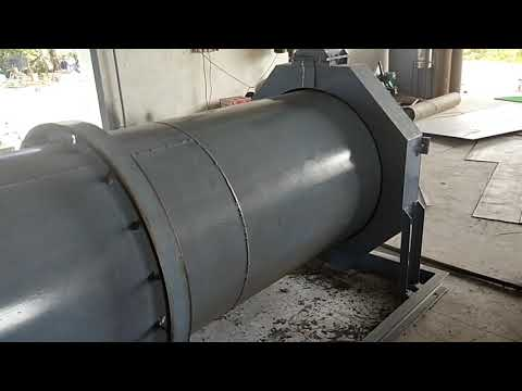Bagasse Rotary Dryers