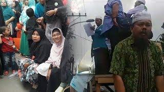 Aliansi Umat Islam Sumatera Utara Gelar Unjuk Rasa di Kantor Bawaslu