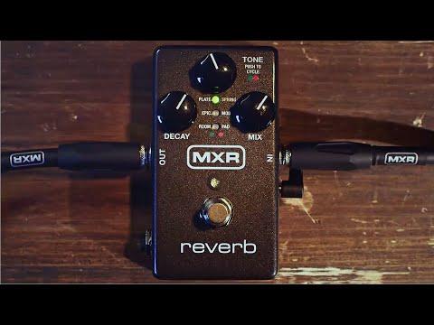 DUNLOP MXR Reverb Kytarový efekt