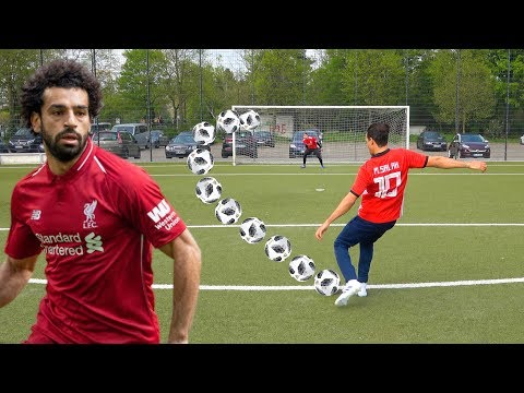 Mo Salah Fussball Challenge Download Youtube Video In Mp3