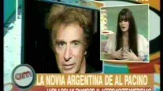 """Lucila Polak promocionando """"Un buen dia"""" en AM (05.11.2010)"""