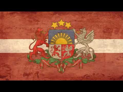 One Hour of Latvian Folk and Patriotic Songs