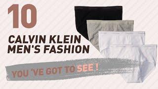 Calvin Klein Lingerie For Men // New & Popular 2017