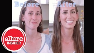 Contouring For Long, Lean Faces