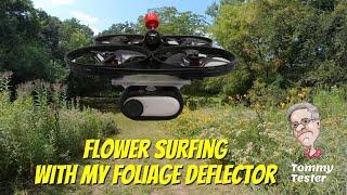 FPV Cinewhoop | Flower Surfing | Insta360 GO2 | Minnesota