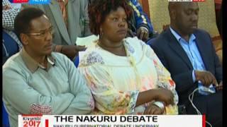 Dr Peter Kuros shares his dream for the County of Nakuru: Kivumbi 2017