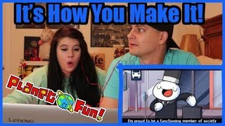 """""""Life is Fun"""" by TheOdd1sOut Ft. Boyinaband   COUPLE'S REACTION!"""