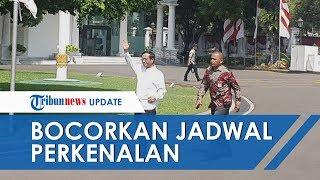 Mahfud MD Bocorkan Jadwal Pelantikan Menteri Kabinet Kerja Jilid II: Besok Rabu Diperkenalkan Semua