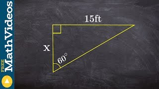 How To Find The Missing Side Of A Right Triangle Without A Calculator