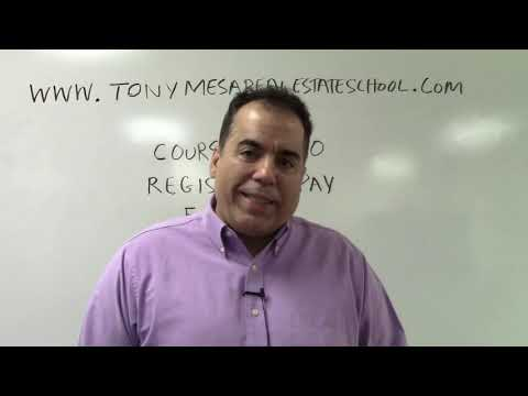 Online Real Estate Broker Course - YouTube
