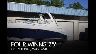 [UNAVAILABLE] Used 2004 Four Winns 268 Vista Cruiser in Ocean Pines, Maryland