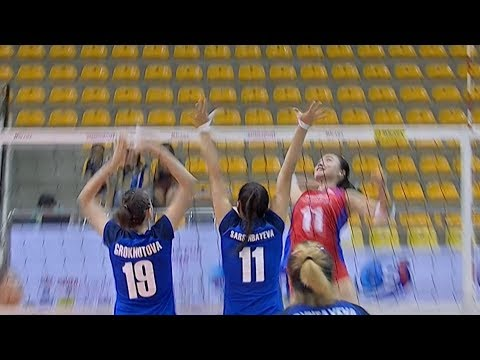 [Sport5]  Jia Morado distributing the ball well for Team Philippines | 6th Asian Women's Volleyball Cup 2018