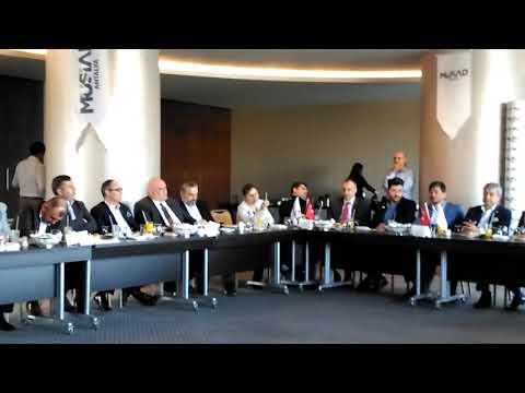 MÜSİAD'ın hedefi  ihracat ve markalaşma