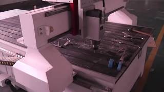 High-quality CNC wood processing machinery youtube video