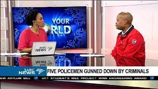 POPCRU reacts to Ngcobo police station incident