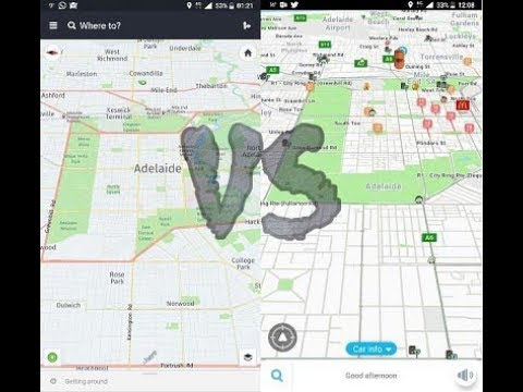 HERE WeGo vs Waze – Two Maps on the Road