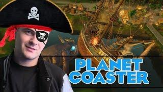ATAK KRAKENA (Park Piratów) - Planet Coaster #3