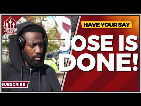 Rants! I'm Done With Mourinho! West Ham vs Manchester United 3-1