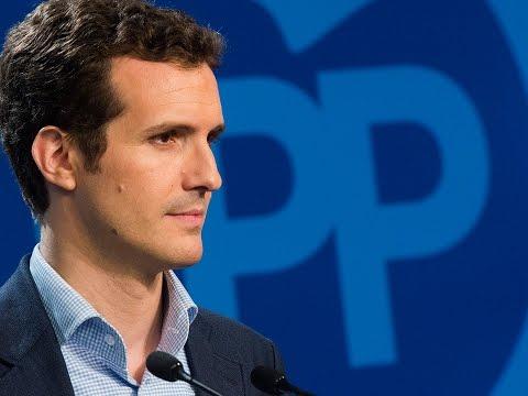 Casado defiende la legitimidad del Partido Popular para encabezar el Gobierno