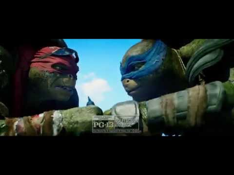 Teenage Mutant Ninja Turtles Commercial