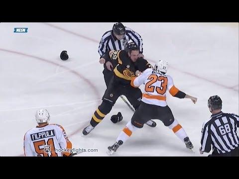 Brandon Manning vs Matt Beleskey