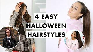 Easy Halloween Costumes | Luxy Hair