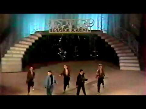 Шоу-группа Бэтмэн 1993 г.  Омск