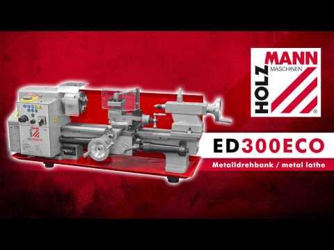 ED300ECO Metalldrehbank