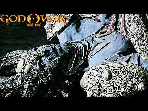 God Of War 2018 - ПОДРОБНОЕ ПРОХОЖДЕНИЕ #3 - ТЁМНЫЕ ЭЛЬФЫ