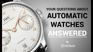 Automatic Watch Tips