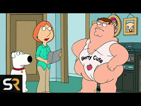 15 Weirdest Family Guy Episodes That Will Make You Question Life