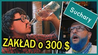 ZAKŁAD o 300 dolarów - Suchary #77