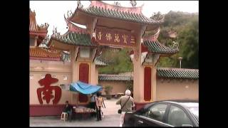 preview picture of video 'Malaysia - Sam Poh Tempel in den Cameron Highlands'