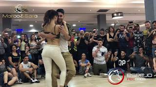 bachata 2017 grupo aventura / romeo santos / our song - Marco & Sara workshop
