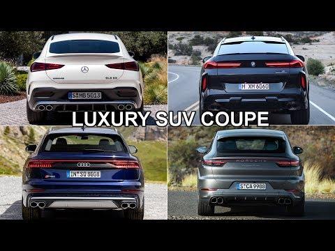 2020 BMW X6 vs Porsche Cayenne vs Mercedes GLE vs Audi SQ8 (WHICH IS BETTER)
