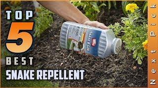 Top 5 Best Snake Repellent Review in 2020