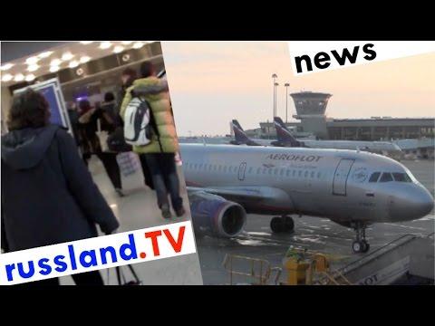 Deutlich mehr Russlandflüge [Video]