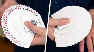 BLANK FAN - Card Trick TUTORIAL
