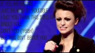 Cher lloyd- Turn my swag On (with lyrics)