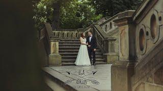 Iga i Adrian - Love Story - Teledysk ślubny