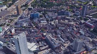 Fun with Google Earth - Eindhoven edition