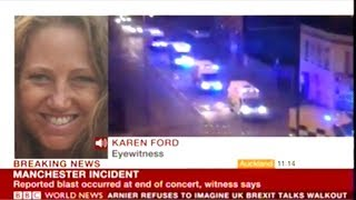 Multiple People Killed At Ariana Grande Concert In Manchester England!
