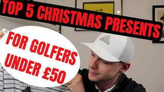Top 5 Christmas Presents Under £50 in 2018