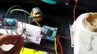 IBT 2 Arduino control pwm