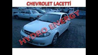 Chevrolet Lacetti hidrojen yakıt tasarruf sistem montajı