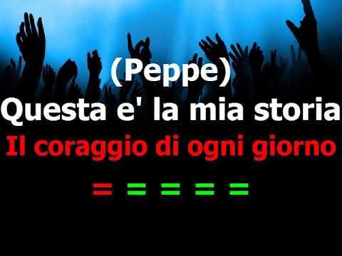 , title : 'Enzo Avitabile Peppe Servillo - Il Coraggio di ogni giorno (Sanremo 2018) - KARAOKE'